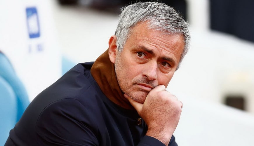 Jose Mourinho received an official offer from Syria