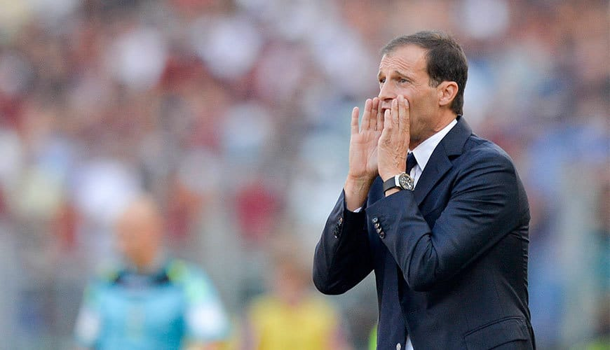 Allegri unsure about his future