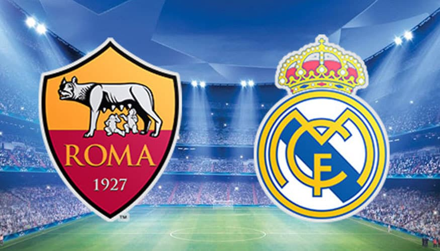 Roma Real Madrid Liverpool Napoli Champions League Live