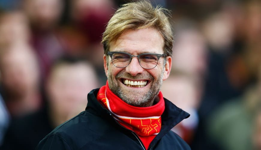 Klopp praised his team