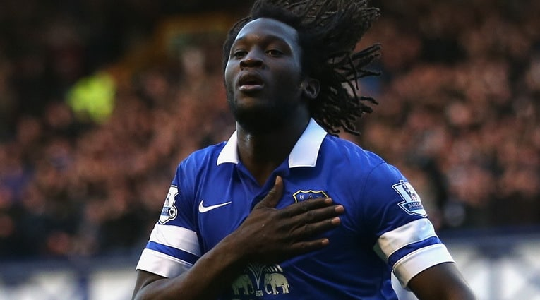 Romelu Lukaku has attracted Real Madrid's interest.