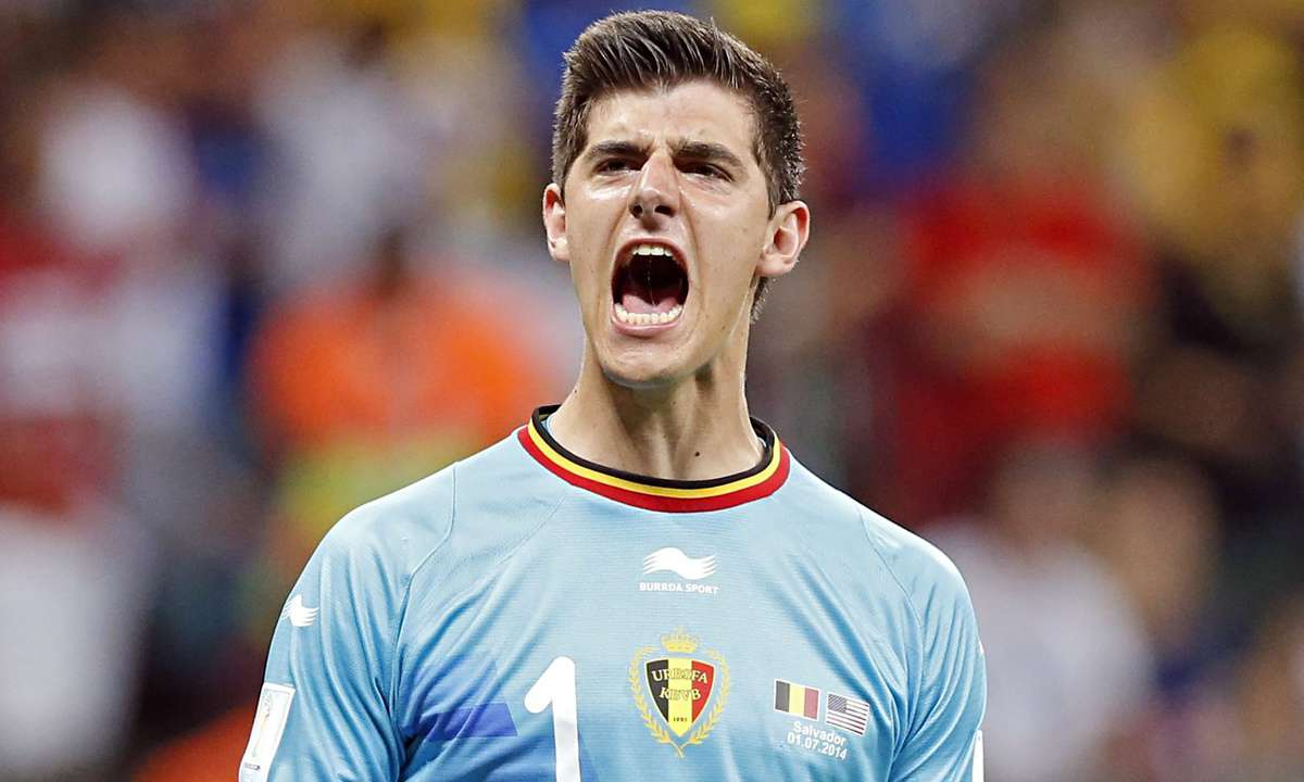 Courtois: Belgium trainings are on a higher level than ...