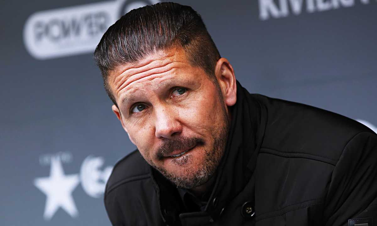 Diego Simeone: We must win