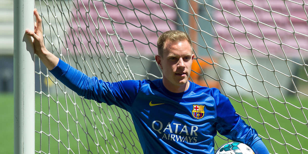 Barcelona Find A Replacement For Marc-Andre Ter Stegen