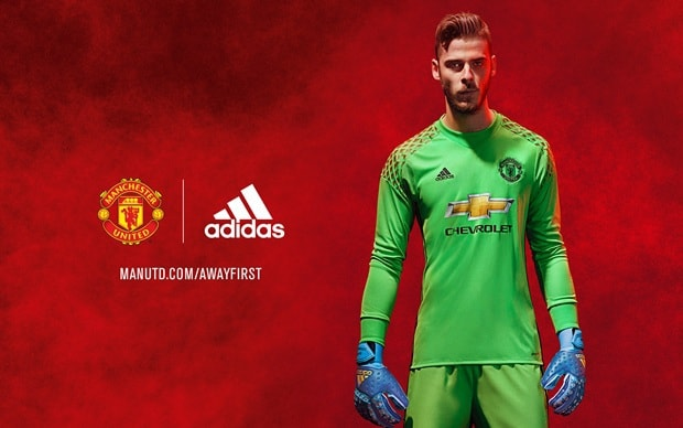 quality design 59707 452bb Manchester United unveil new away kit for 2016/17 season ...