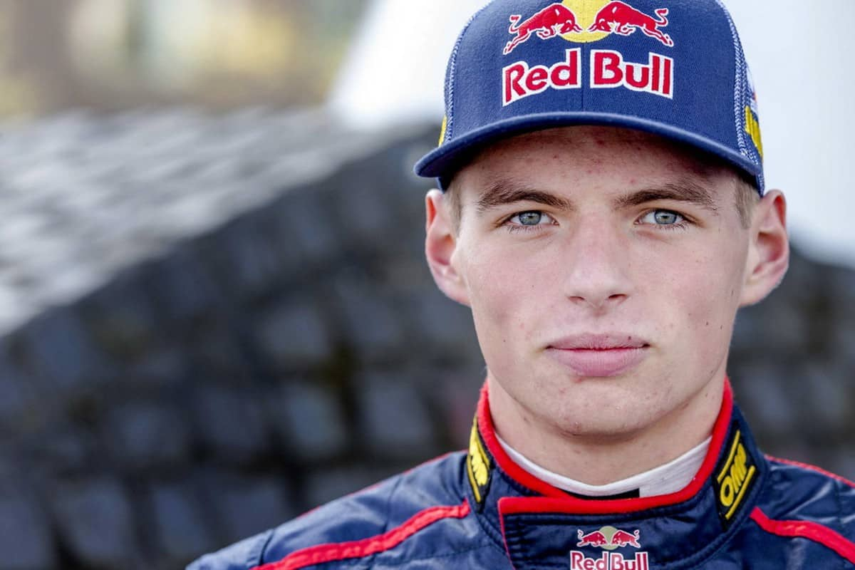 Max Verstappen about his move to Red Bull