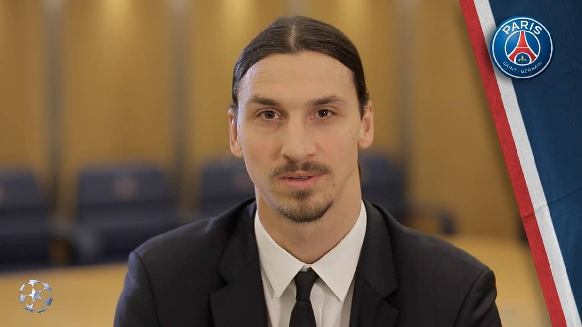 Zlatan Ibrahimovic to move to American side  News Vbet