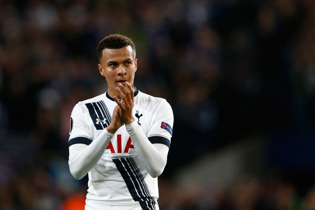 Real set to buy Tottenham player