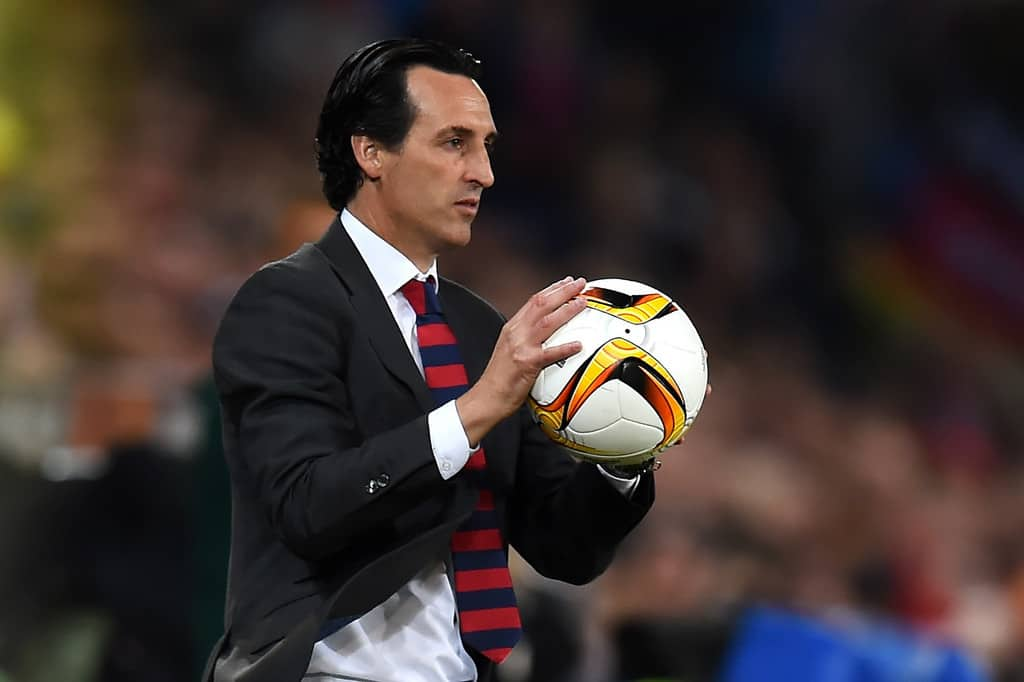 Unai Emery leaves Sevilla. It's official.