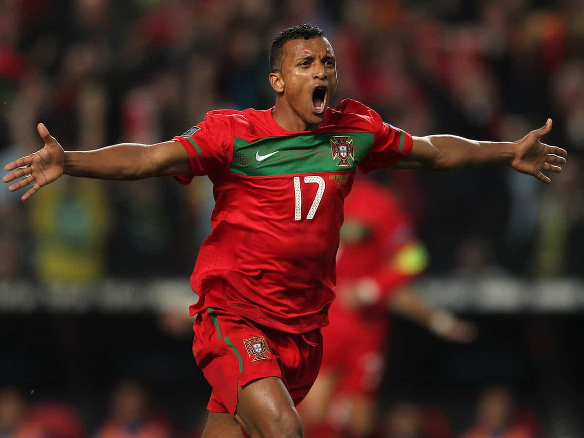 ... have completed the landing of Nani from Fenerbahce for €8.5m
