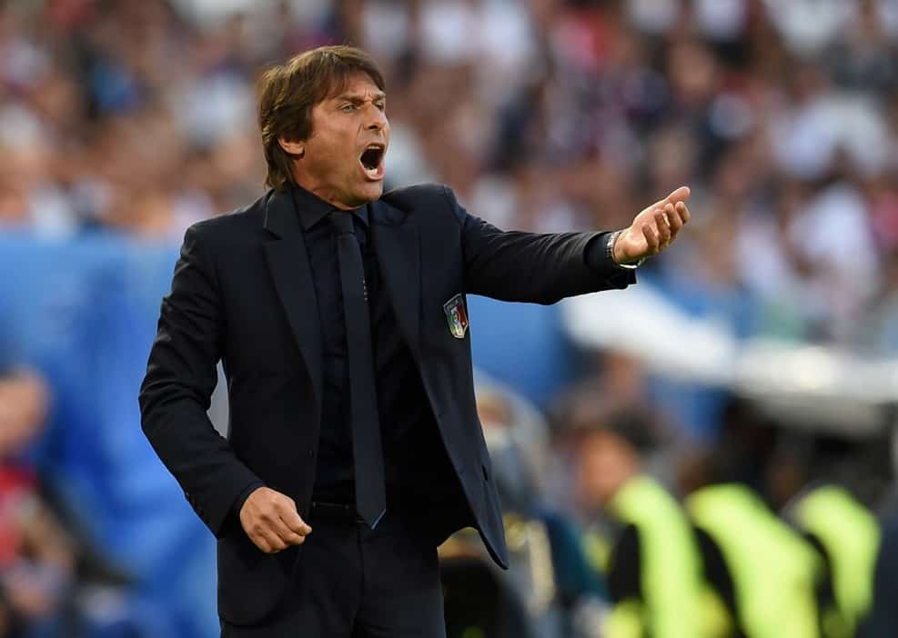 Italy national team head coach Antonio Conte shared his thoughts about the match against Germany, where his team lost on penalties, but didn't lose its face.