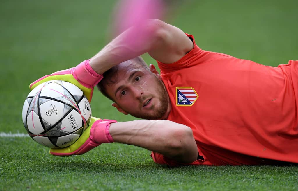 JanOblakPreviewsUEFAChampionsLeagueFinal - Manchester United aim to sign Atletico goalkeeper