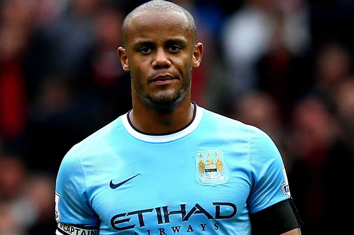 Manchester City Vincent Kompany - 30 million euros deffender