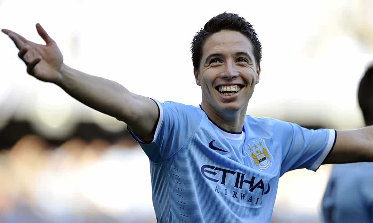 Samir Nasri on several clubs radar