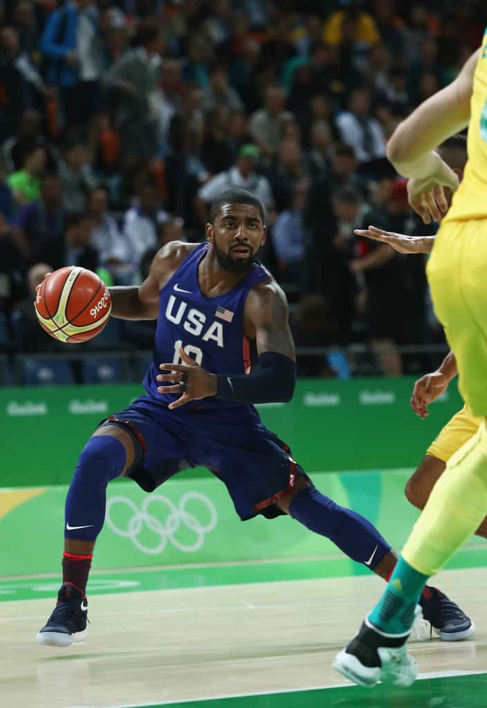 Kyrie+Irving+Basketball+Olympics+Day+5