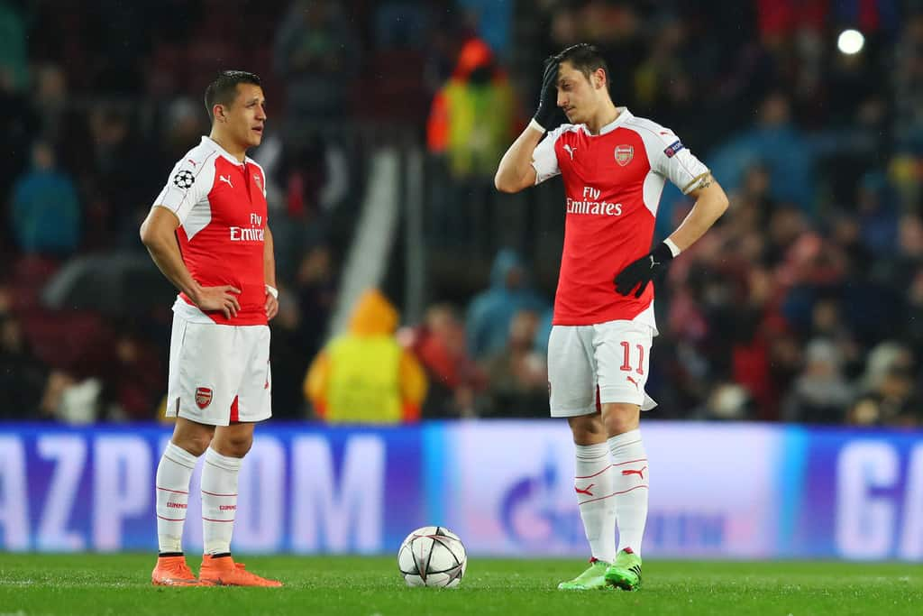 Alexis Sanchez and Mesut Ozil can surely be those cornerstones who can help to build a steadfast collective.