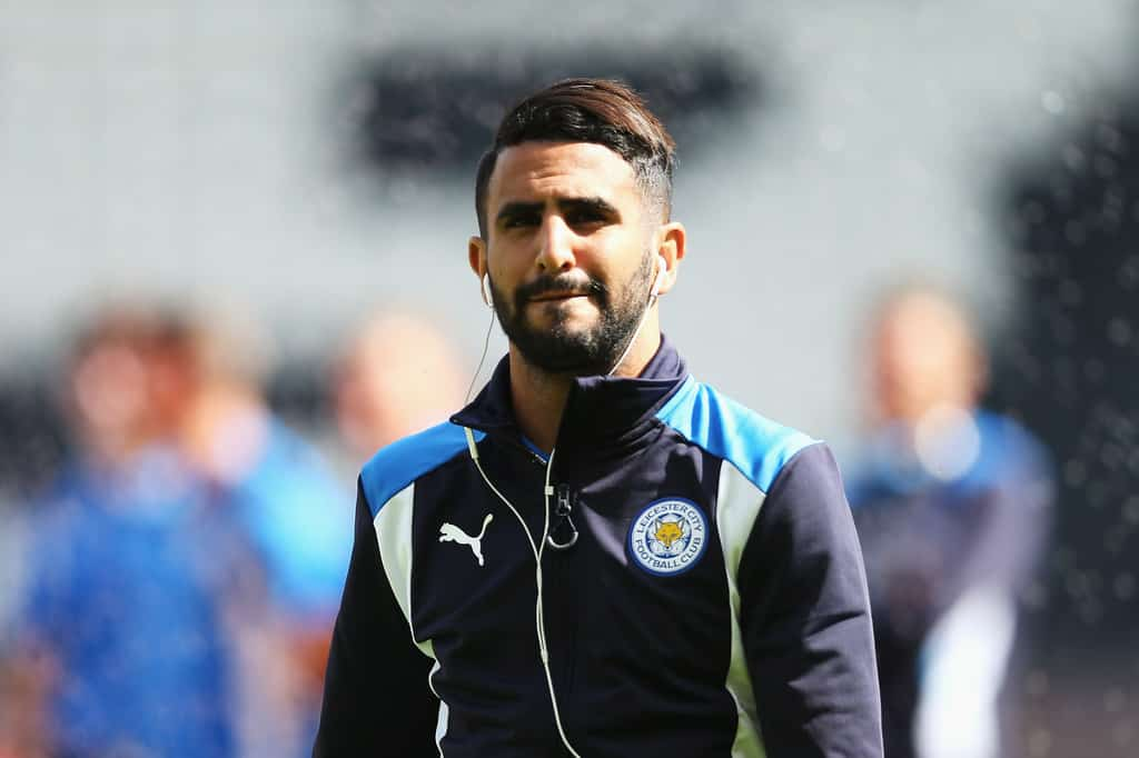 Leicester City have officially confirmed that they signed a new deal with Algerian international Riyad Mahrez.