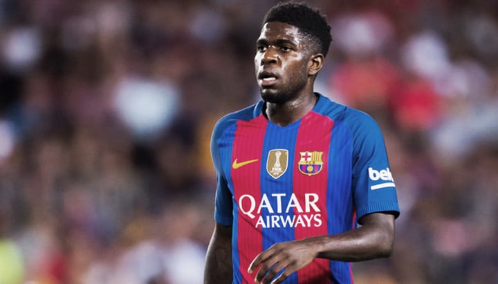 Samuel Umtiti could only dream of becoming a first-choice defender for the France national team and then move to Barcelona at the age of 22.