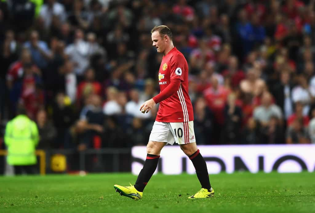 Manchester United have organized a testimonial match for Wayne Rooney recently to honor their captain and leader.