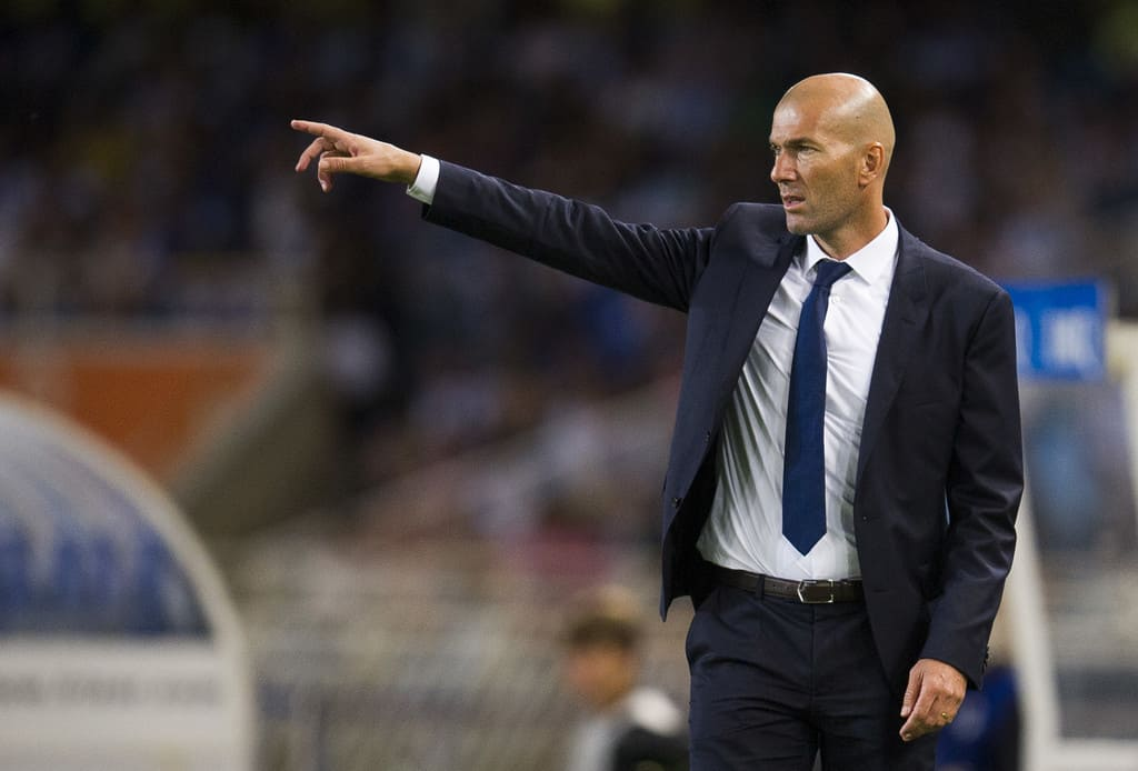 Real Madrid head coach Zinedine Zidane has spoken about James Rodriguez's future after the match against Celta.