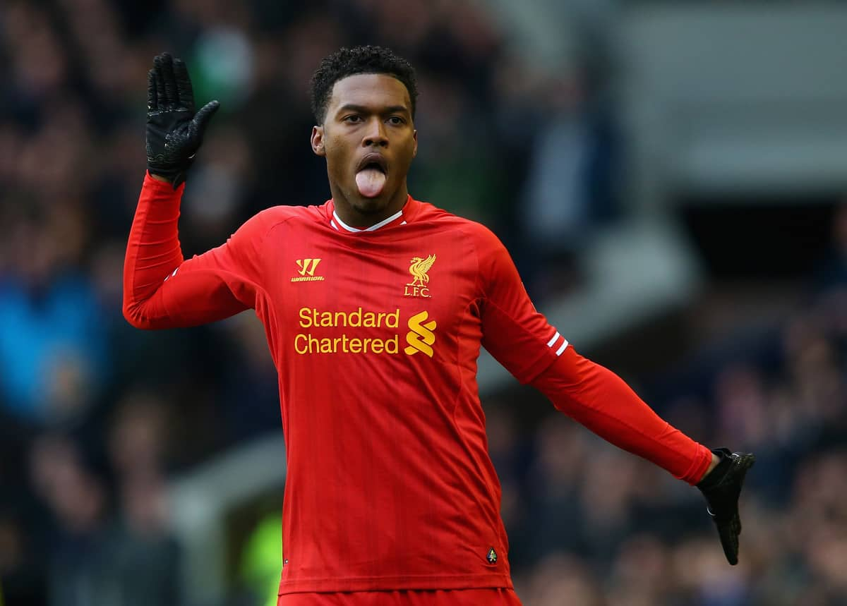 "Sturridge: ""I want to be the best striker in EPL"" 