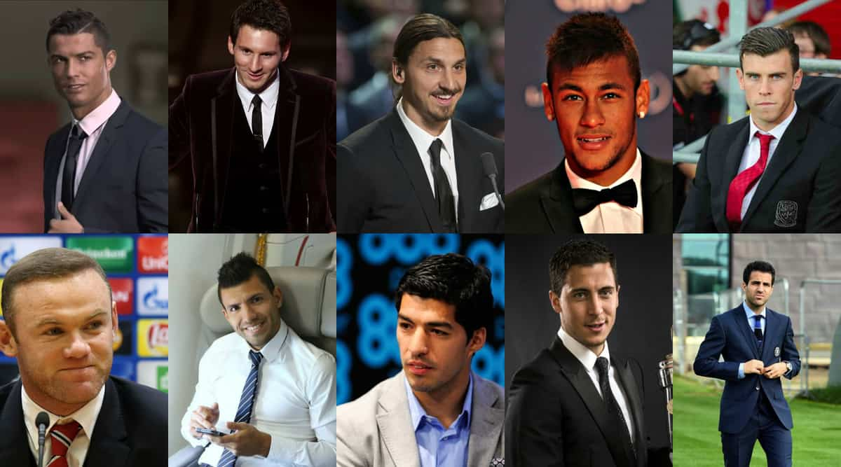 . Here is Top 10 World's High Paid soccer players by Forbes in 2016.