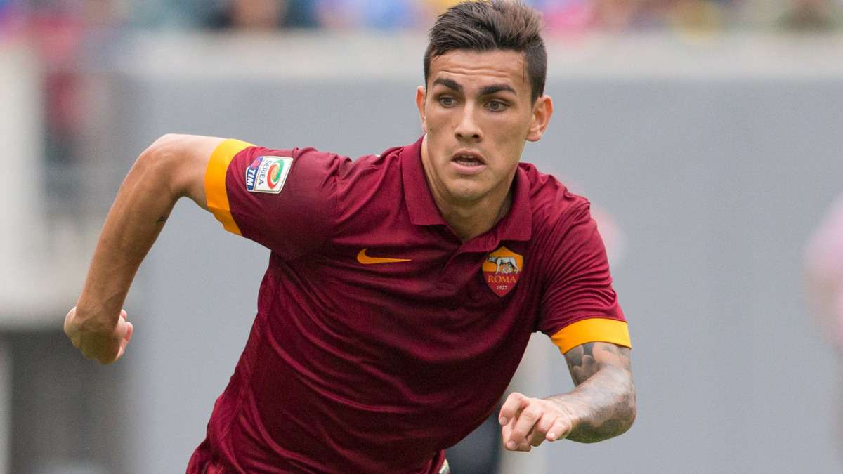 Leandro Paredes Is Happy He Chose To Stay With Roma Vbet