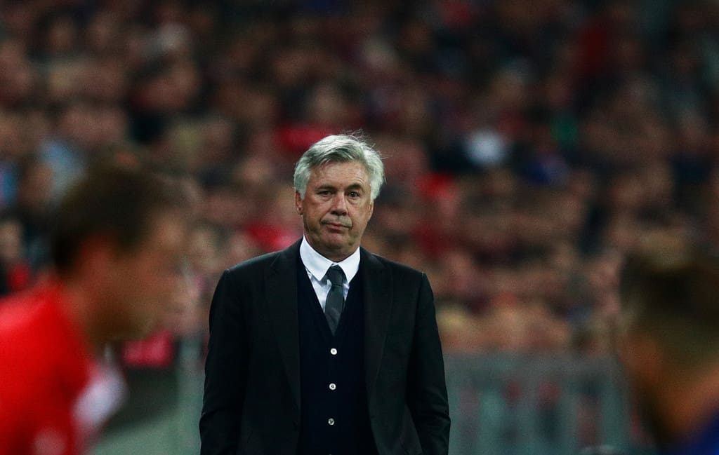Bayern Munich are already looking for the possible replacements to their current head coach Carlo Ancelotti.