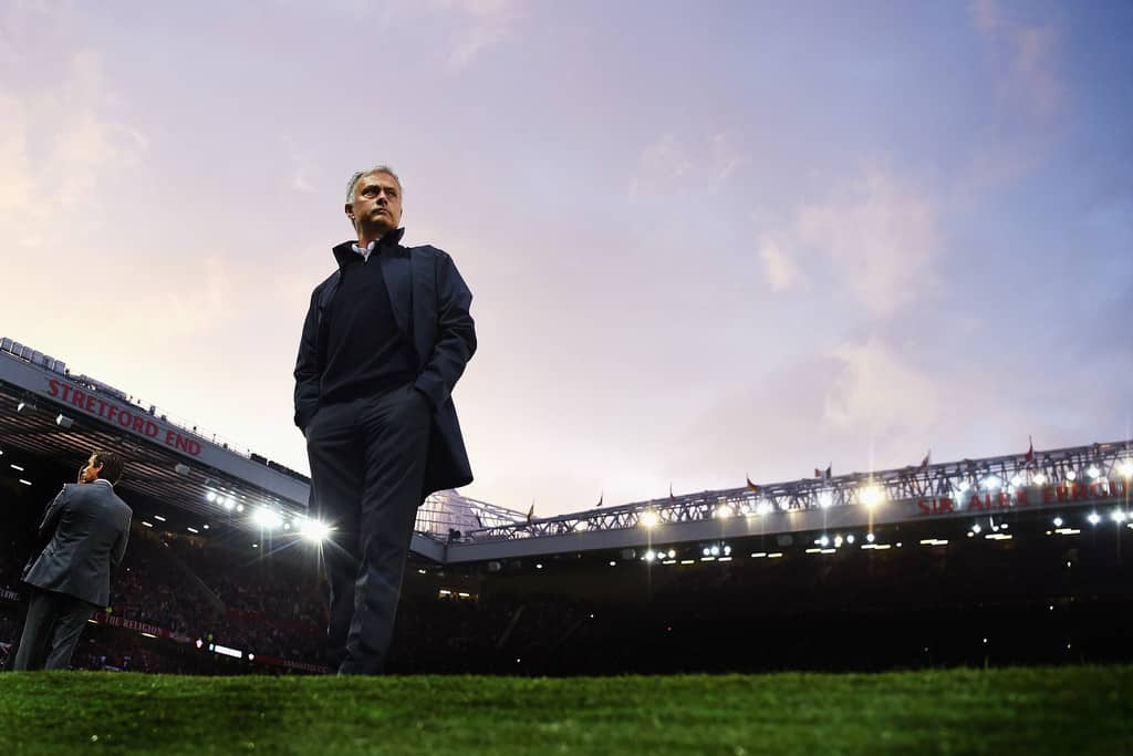 An iconoclast with his nature... Jose Mourinho is a coach who loves to question established beliefs in football.