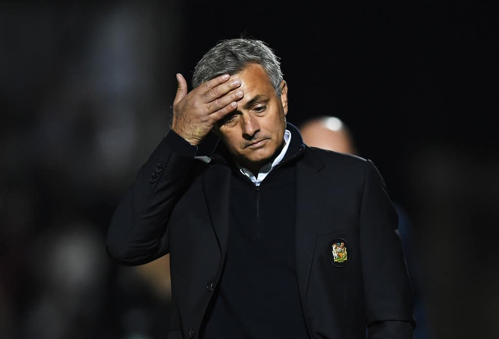 """, Mourinho accepted that Monday-matches are not the best ones and named them as """"poisoned gift"""""""