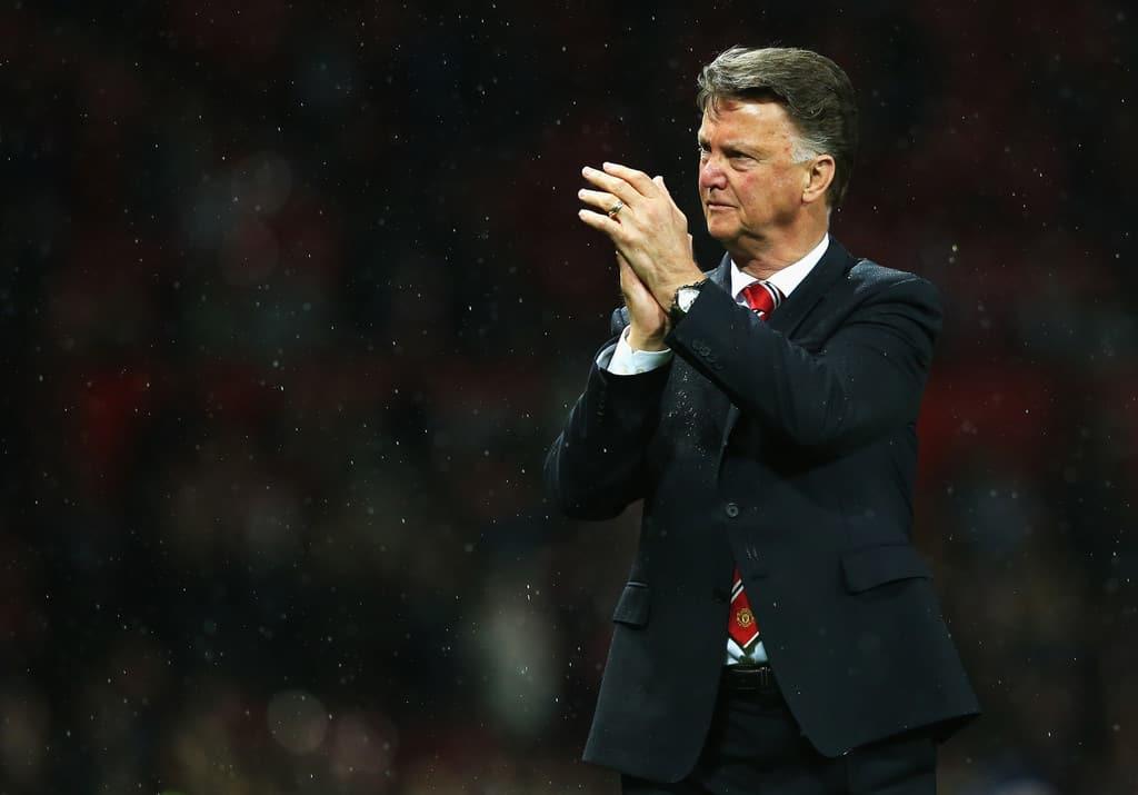 Manchester United have revealed that they were forced to pay £8.4 million to part with Louis van Gaal and his coaching staff.