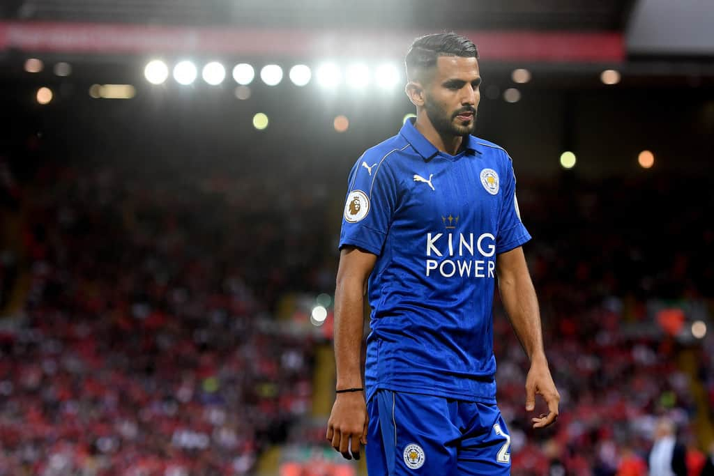 Leicester City manager Claudio Ranieri praised his team's star player Riyad Mahrez after defeating Brugge in Champions league opening round.