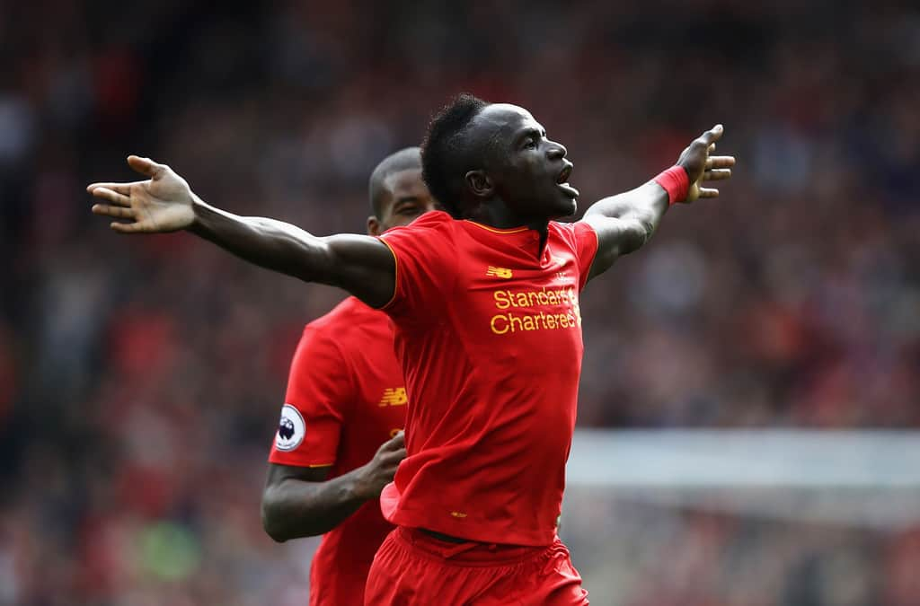 Sadio Mane has won the PFA Fans' Premier League Player of the Month award for August and September, beating the likes of Kevin De Bruyne and Etienne Capoue.