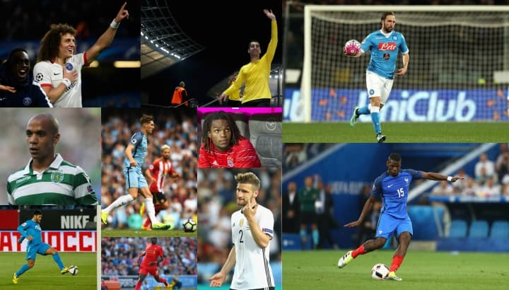 Top 20 transfers of the summer 2016