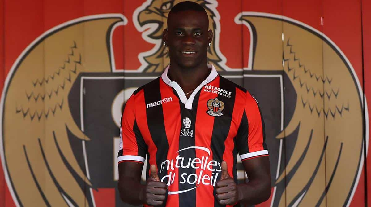 Italian agent Mino Raiola tried to convince his client Mario Balotelli not to join Nice.