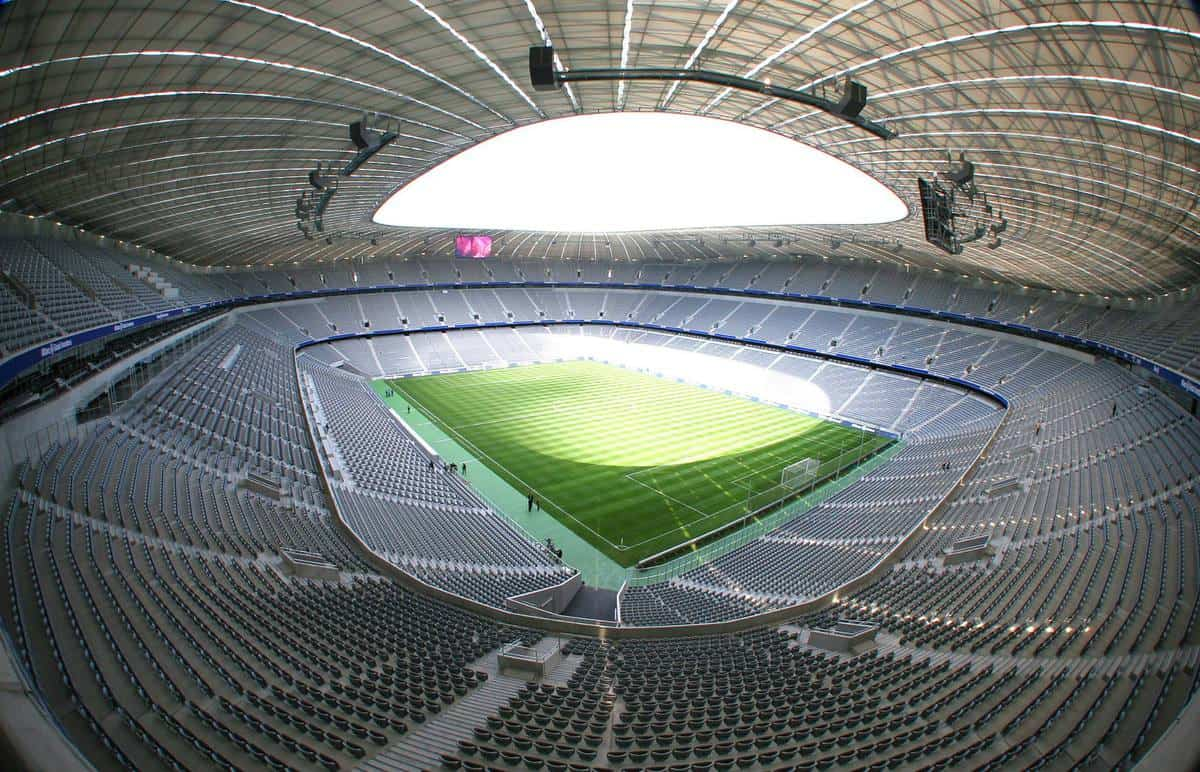 Allianz Arena Bayern Munich