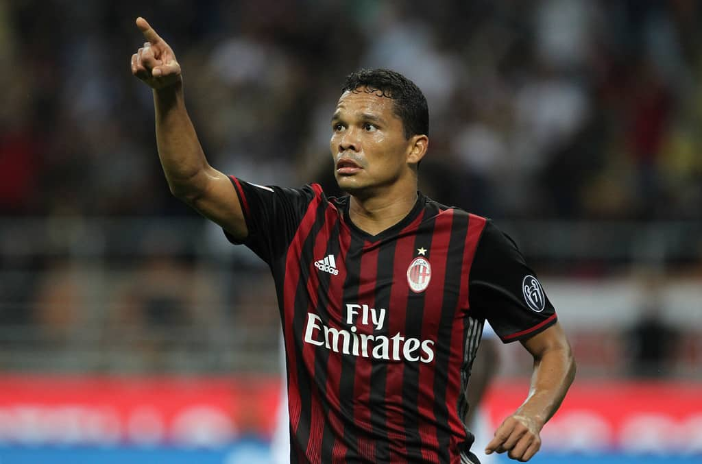 PSG are hoping to sign unsettled Milan forward Carlos Bacca, says Corriere dello Sport.