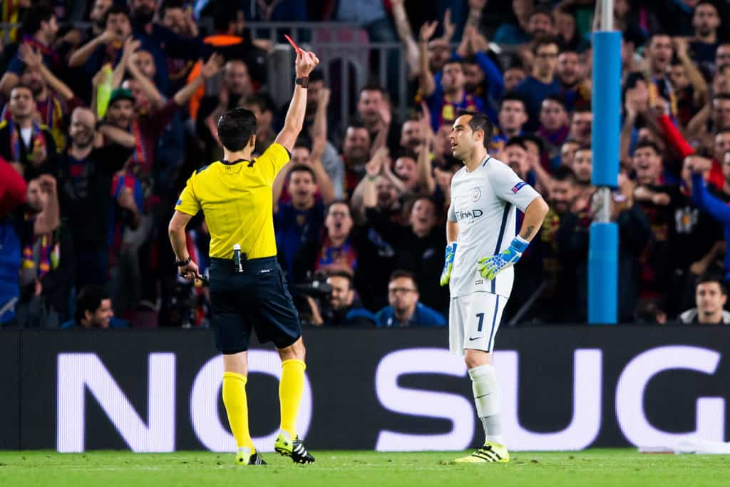 Manchester City manager Josep Guardiola shared his feelings after the heavy defeat that his team suffered against Barcelona.