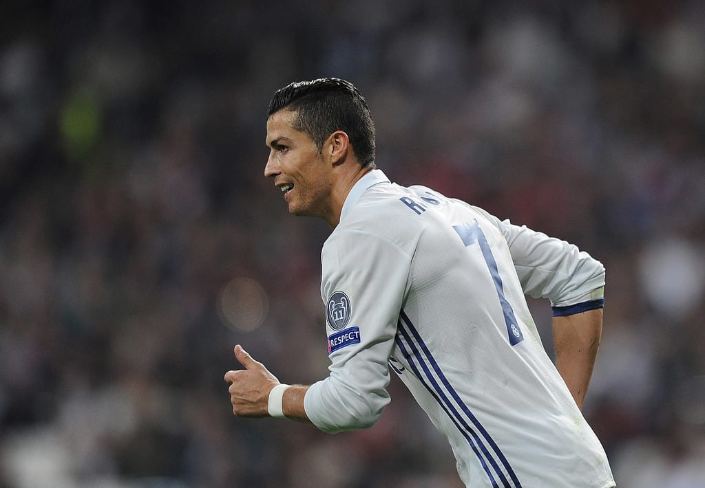 Real Madrid striker Cristiano Ronaldo has already agreed to a new 5-year deal with the Spanish club.