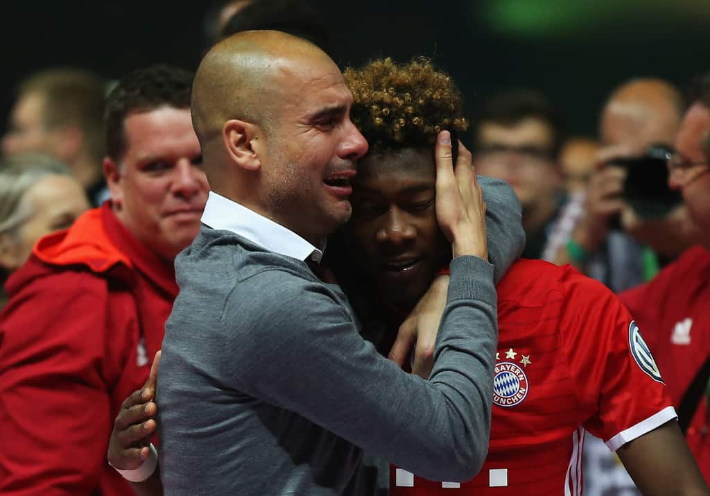 Bayern Munich have dealt Manchester City a fresh blow by warning Pep Guardiola to forget about signing David Alaba