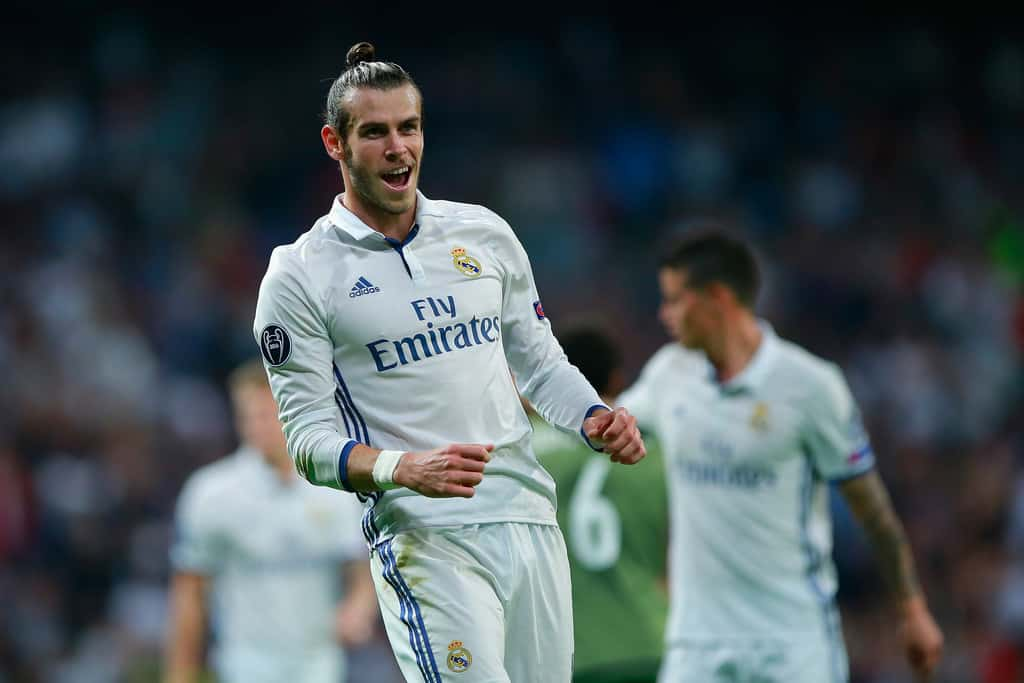 Real Madrid have announced the agreement with Gareth Bale over the new contract.