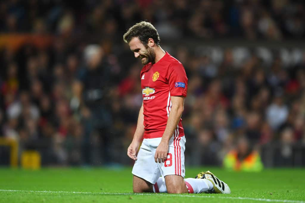 Manchester United are set to offermidfielderJuan Mataa new deal - months after many expected new boss Jose Mourinho to sell him, reports the Sunday Mirror. The Spaniard, whose contract at Old Trafford expires at the end of the next season, looked as though his days at Untied were numbered following Mourinho's appointment this summer. But, after a run of fine performances, it appears Mourinho will not do what he did during his time at Chelsea and sell the 28-year-old. Instead, Mata is in line for bumper new contract that is likely to extend his stay at the club for another four years.