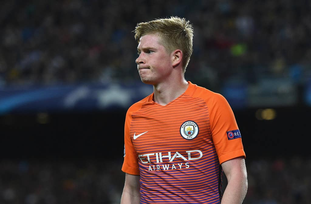 Kevin De Bruyne believes his form for Man City has answered Jose Mourinho's criticism that he was incapable of fighting for a first-team place.