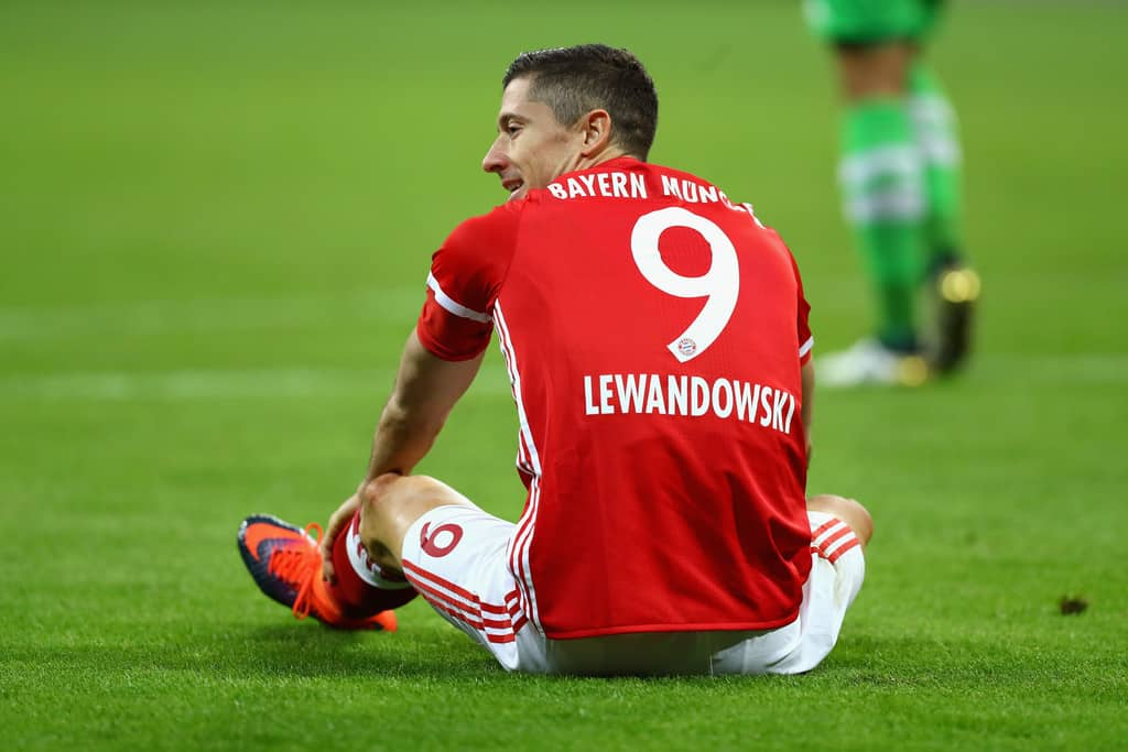 Robert Lewandowski has revealed he is close to signing a new deal with German champions Bayern.