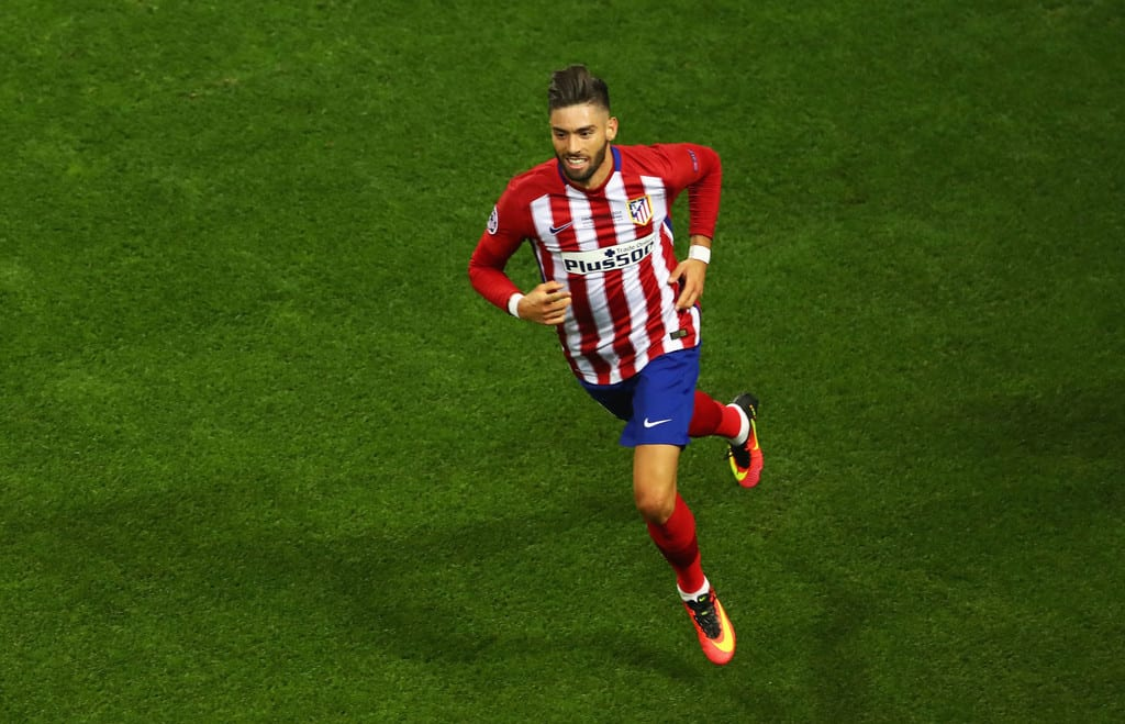Yannick Carrasco has entered negotiations with Atletico Madrid over a new contract, according to AS.