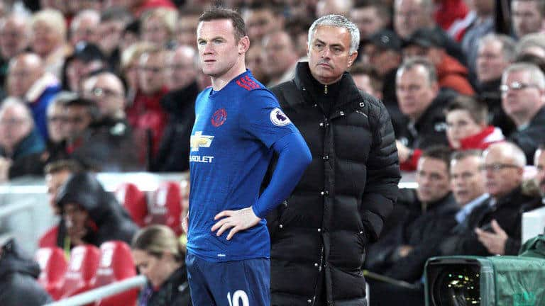 Inter Milan are interested in bringing out-of-favour Manchester United skipper Wayne Rooney to Italy, according to The Sun.