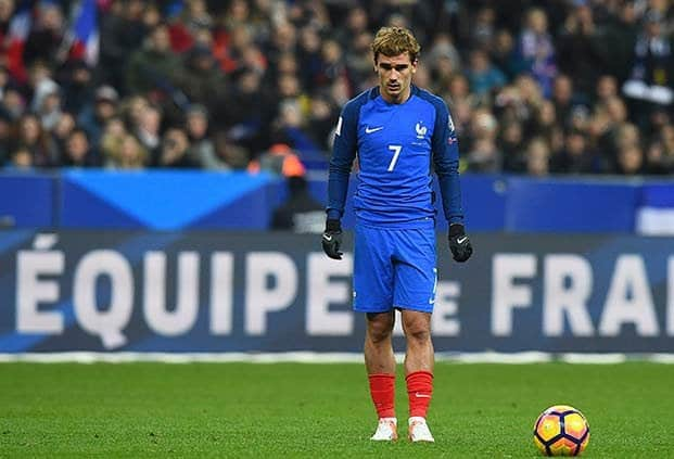 France national team midfielder Antoine Griezmann will have to miss the upcoming friendly with Cot-d-Ivoire team.