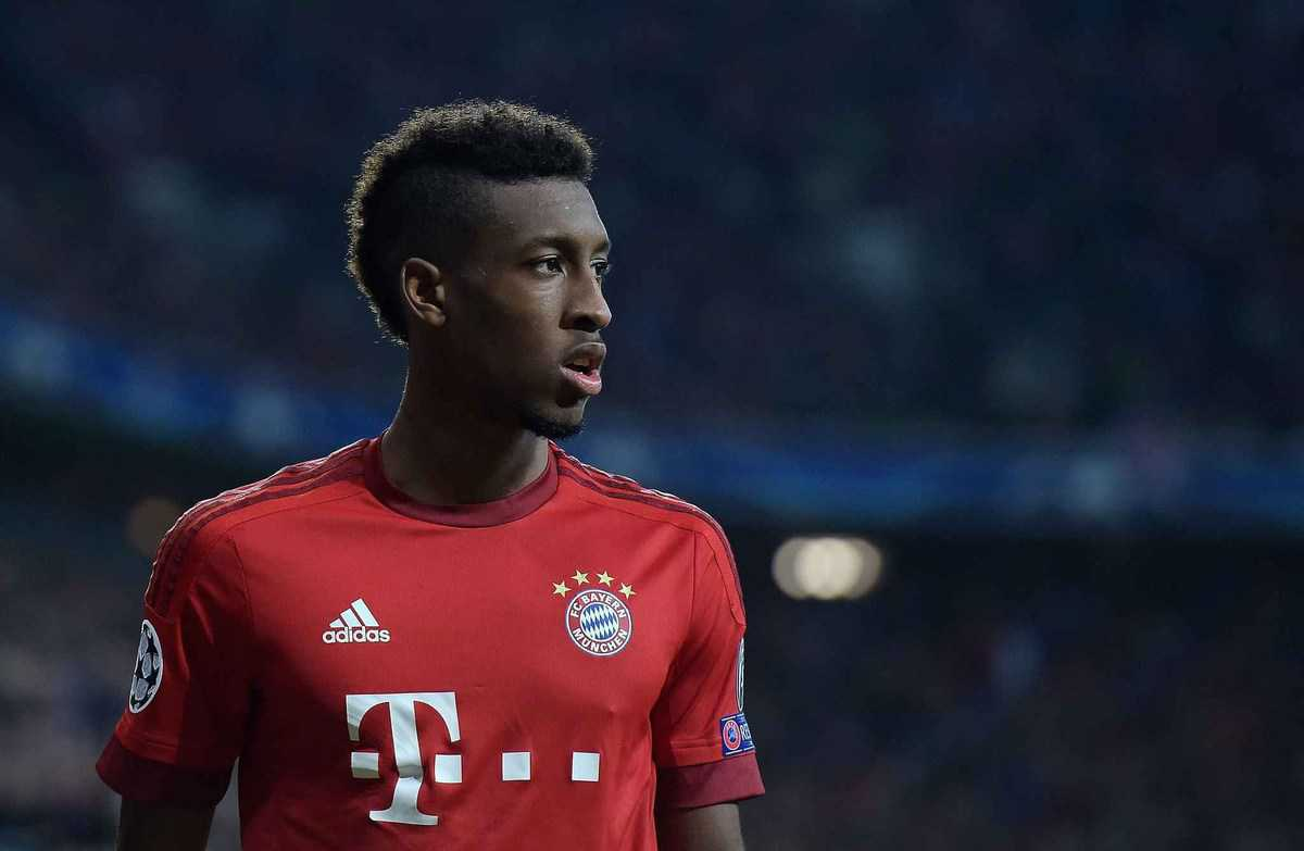Coman will stay