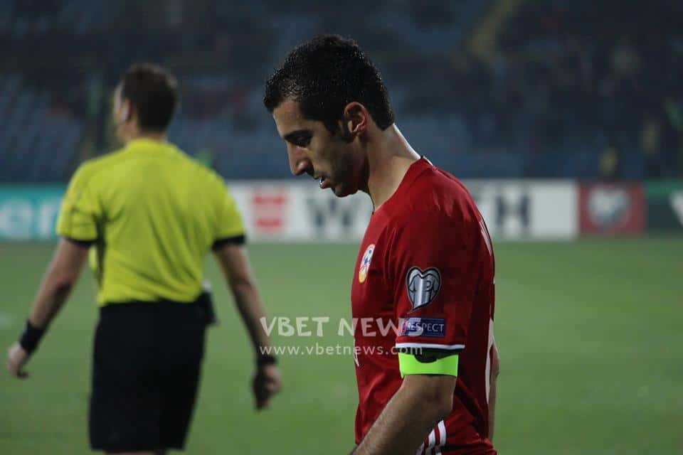 Mkhitaryan still hopes to convince Jose