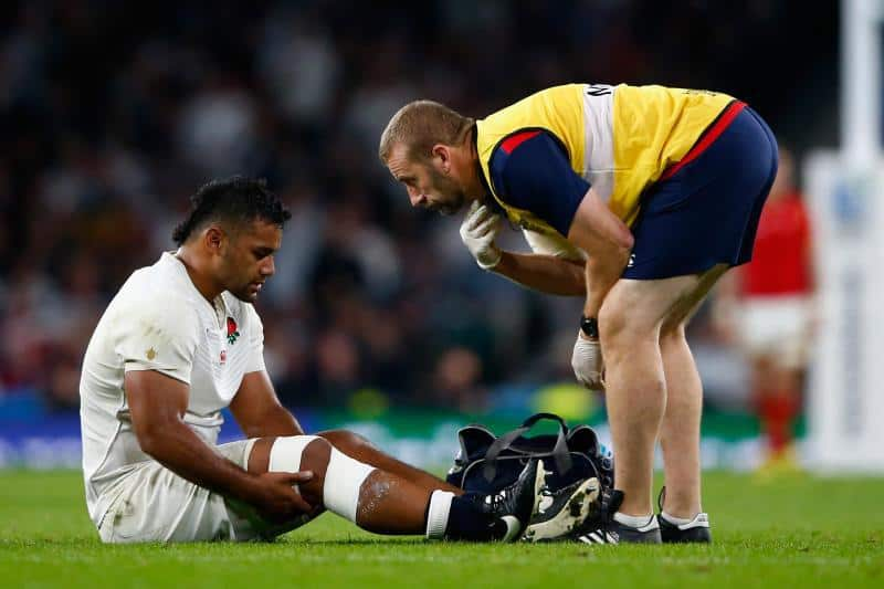 England number eight Billy Vunipola could miss three months